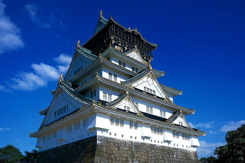 Osaka Castle, Seismic Retrofit of the Castle Tower