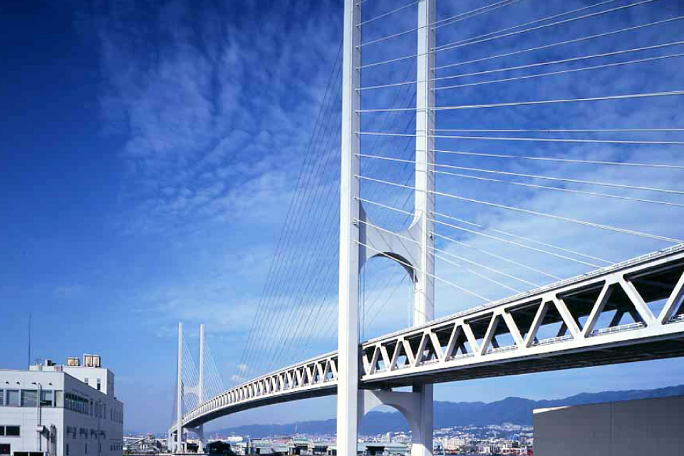 Higashi-Kobe Bridge, Seismic Strengthening